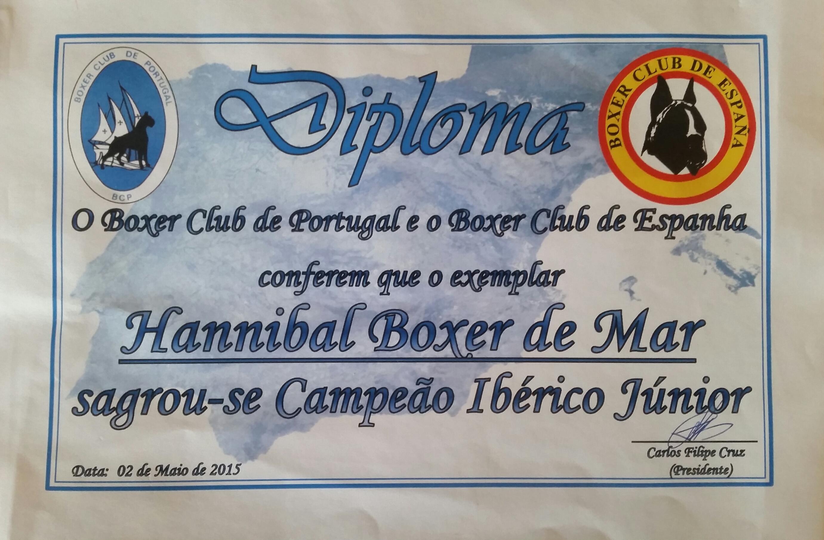 Título Iberico club